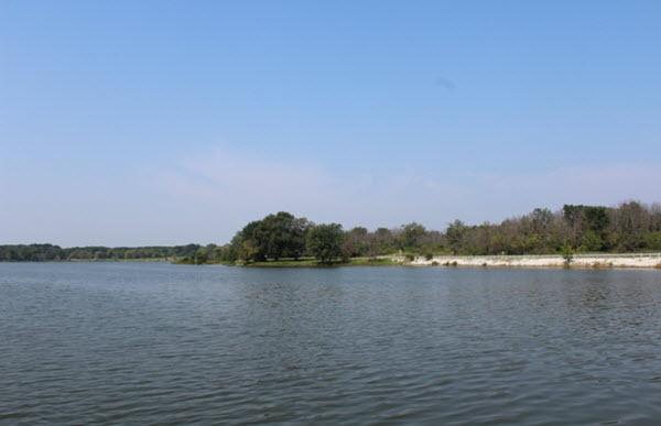Tampier Lake
